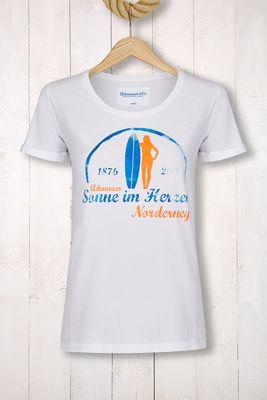 Shirt Schwester Norderney A&Co
