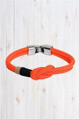 Armband Knoten uni A&Co