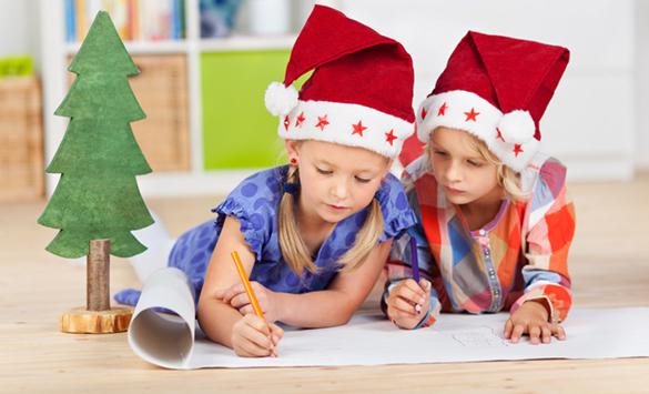 Aktion: Weihnachtsbasteln