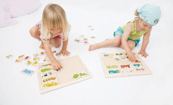 Lernspiele & Puzzles