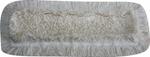 Wischmopp Baumwolle (glatte Oberflächen), 50cm, 4 Stk.