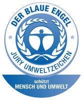 Tonpapier 130 g, 50x70 cm, 10 Bogen königsblau – Bild 2