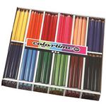 Jumbo Buntstifte Mine 5mm 144 St. Sortierte Farben