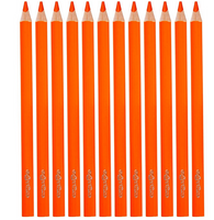 Jumbo Buntstifte Mine 5mm orange  12St.