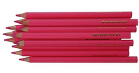 Jumbo Buntstifte Mine 5mm pink 12St.