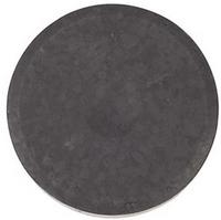 Temperablöcke  6 St. D: 57mm schwarz [SONDERANGEBOT]