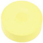 Temperablöcke  6 St. D: 57mm gelb