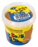 Kinder Soft Knete braun, 150 g
