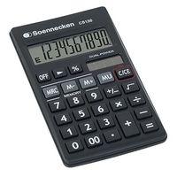 Taschenrechner CS150 8660 schwarz – Bild 1