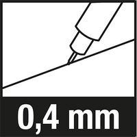 STABILO Folienschreiber 0,4mm sortiert 4 St./Pack. – Bild 3
