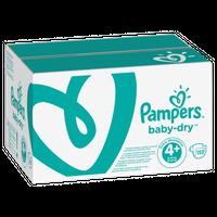 Pampers Baby Dry Gr. 4+ (10-15 kg), 152 Windeln – Bild 2