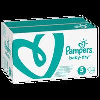 Pampers Baby Dry Gr. 5 (11-16 kg), 144 Windeln – Bild 2