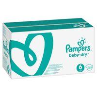 Pampers Baby Dry Gr. 6 (13-18 kg), 124 Windeln – Bild 2