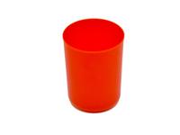 Zahnputzbecher, orange, 20 Stk.