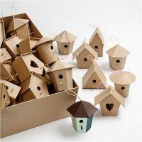 Mini-Vogelhäuser, 60 Stk. – Bild 3