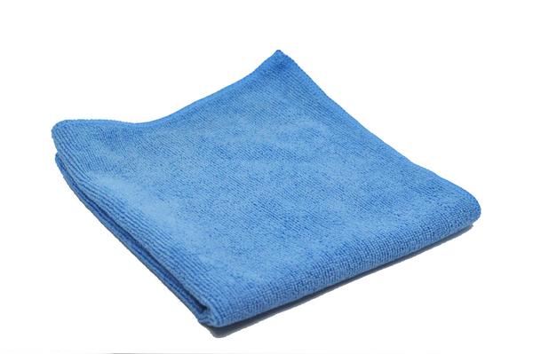 Microfasertuch Frotty Blau 40x40 Cm 10 T 252 Cher Kitaeinkauf