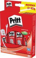 Pritt Klebestift Original Multipack, 5x43 g  – Bild 1