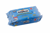 Feuchttücher Babysitter Sensitiv, Vorratspack (4 Kartons)