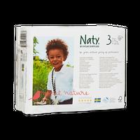 Naty Ökowindeln, Größe 3 (4-9 kg), 30 Stück – Bild 2