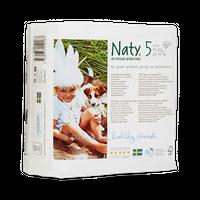 Naty Ökowindeln, Größe 5 (11-25 kg), 22 Stück – Bild 1