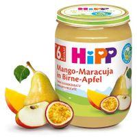 HIPP Mango-Maracuja in Birne-Apfel (ab 6. Monat), 6x190 g