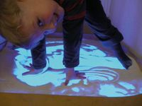 Leuchtsandkasten – Bild 3