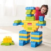 Q-Blocks Softbausteine, 64-tlg. – Bild 2