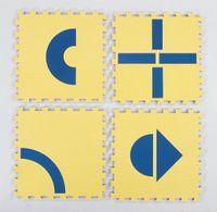 Legematten/Puzzlematten, 12-teilig – Bild 1