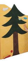 Wandmatte Tanne – Bild 1