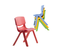 Kunststoff-Stapelstuhl für Kinder – Bild 1
