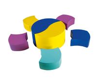 Swing-it Sit Tischgruppe, 7 teilig – Bild 1