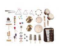 Instrumenten-Grundausstattung - 61 Teile in der Lehrmittelbox – Bild 1
