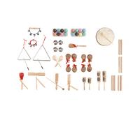 Rhythmikset 3 - 60 Teile inkl.  Rollcontainer – Bild 1