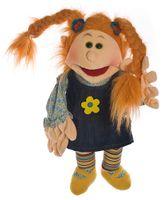 Handpuppe Kleine Tanni, Living Puppets