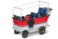 E-Turtle 6-Sitzer, mit Motor – Bild 1