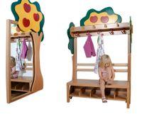 Motivaufsatz Apfelbaum (für Spiegel oder Garderobe Felix) – Bild 1