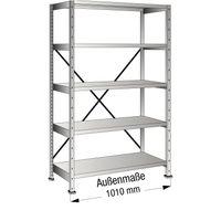 Scholz Steckregal für die Küche, 195x100x40 cm