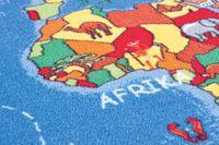 Spielteppich Welt, 140x200 cm – Bild 3