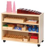 Montessori-Wagen, 13-teiliges Set – Bild 1