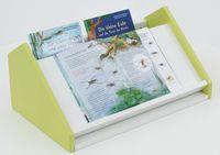 EDUCASA Aufsatz Bücherpult limette – Bild 1