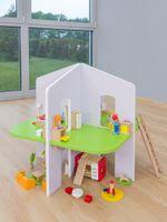 Puppenhaus, zweistöckig – Bild 1