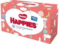 Huggies Happies trockene Babytücher, 10x100 Stk.