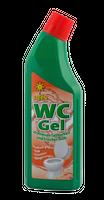 WC-Reiniger Gel, 4x750 ml