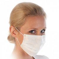 Mundschutz mit Gummibändern, 50 Stk. – Bild 3