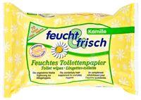 Toilettenpapier feucht, Kamille, 4x70 Tücher