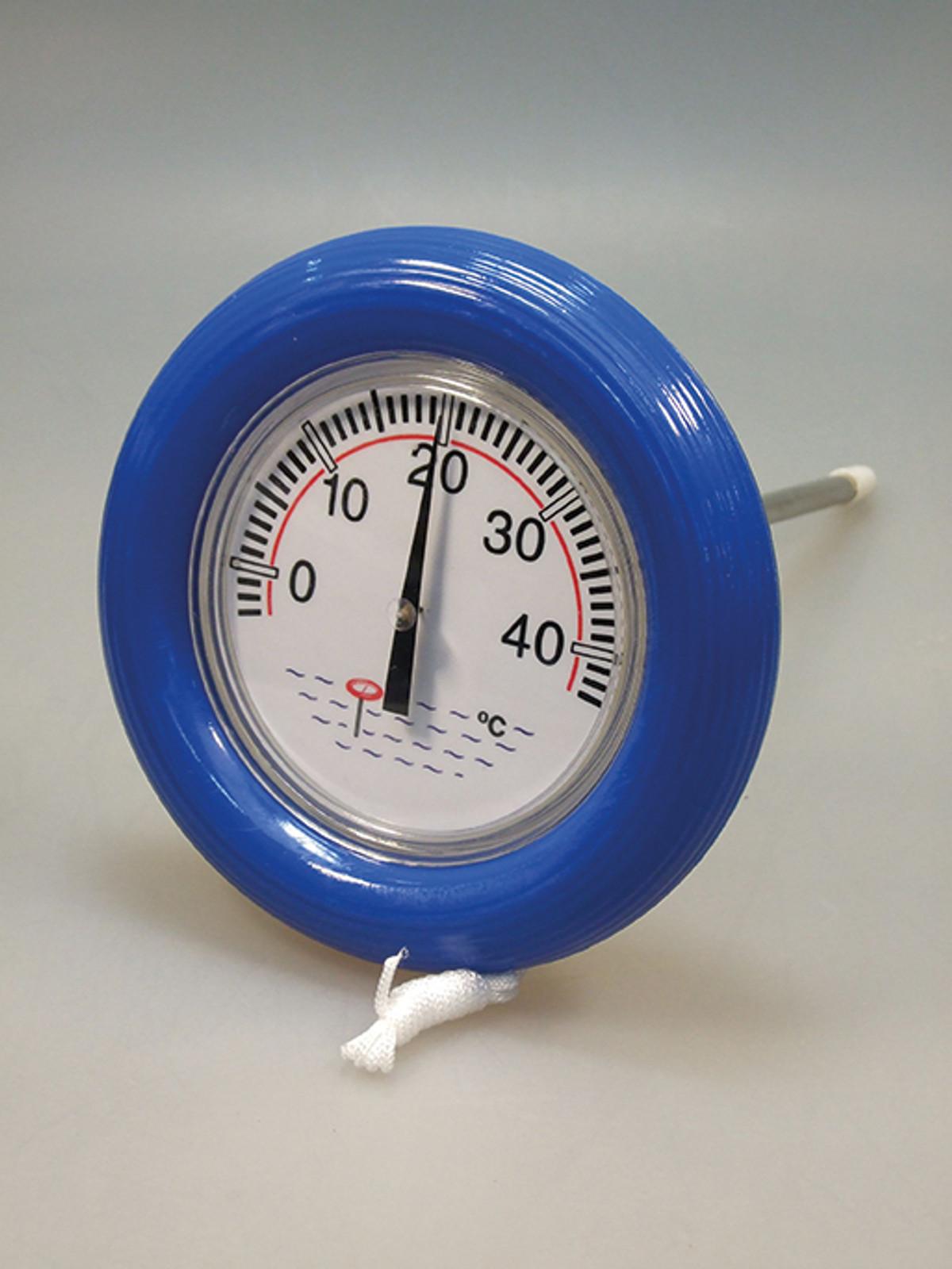 Thermometer rund