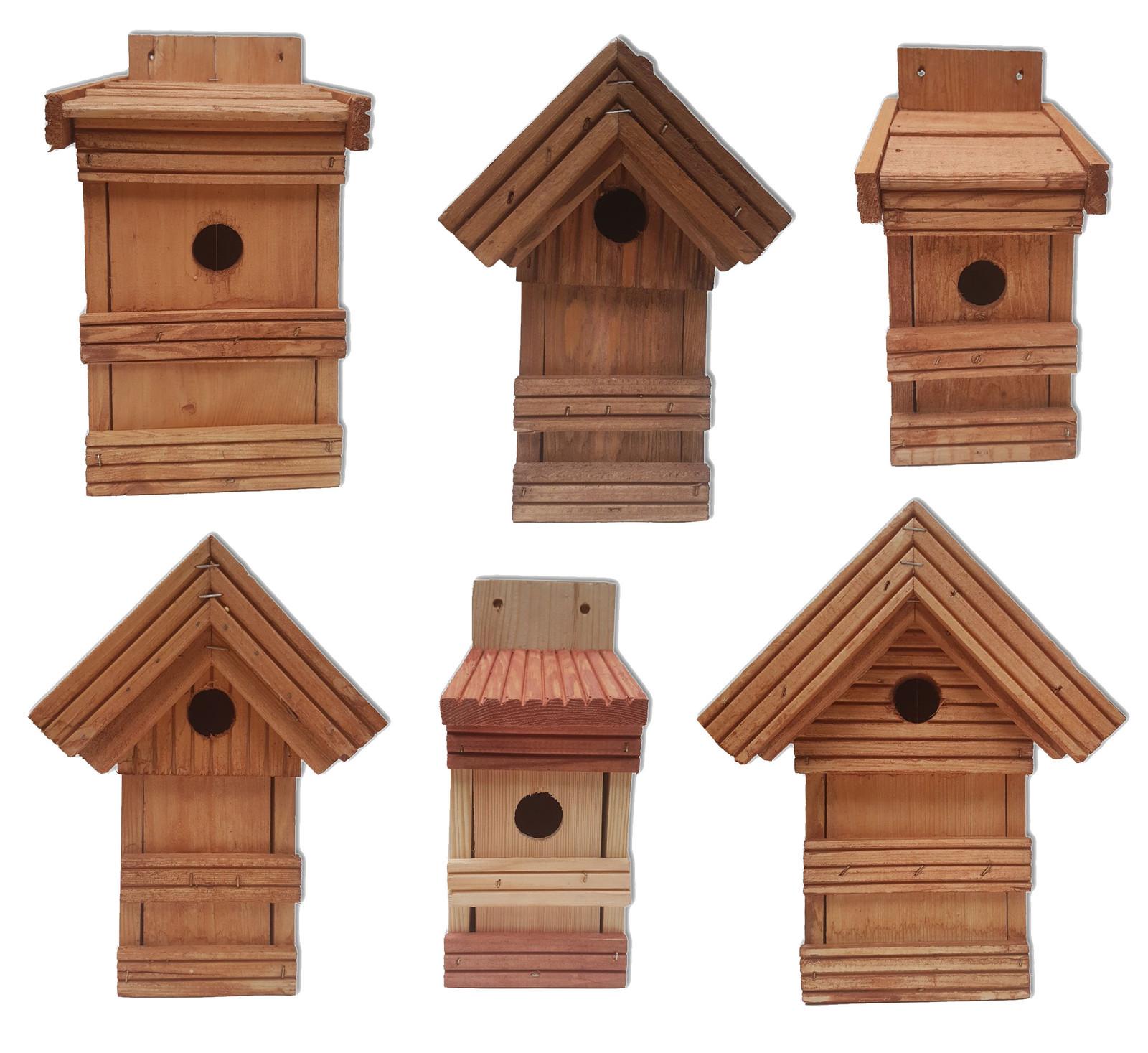 Nistkasten für kleine Vögel – Bild 1