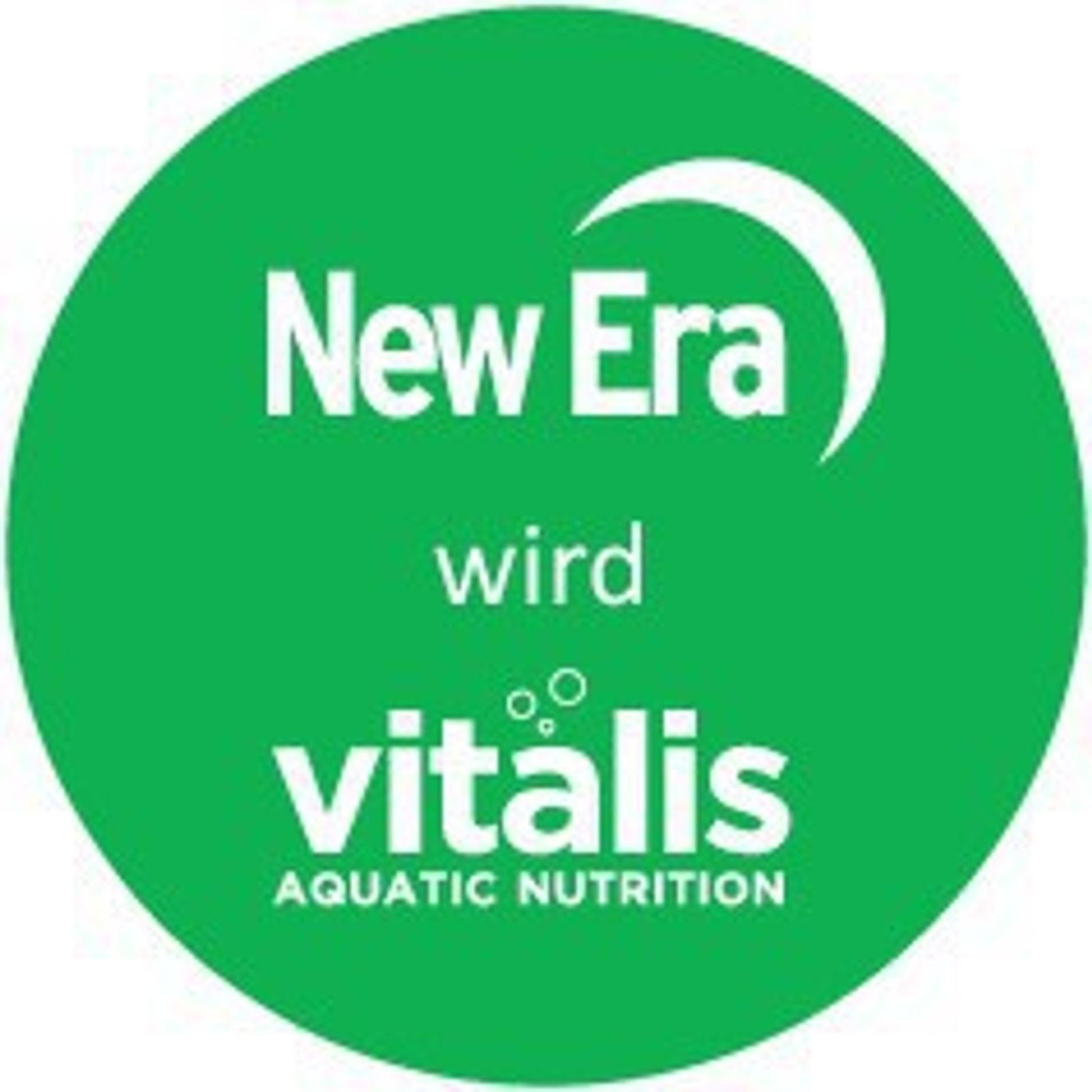 vitalis Central/Sth American Cichlid Pellets 120 g Ø 1 mm für mittel- u. südamerikanische Buntbarscharten – Bild 3