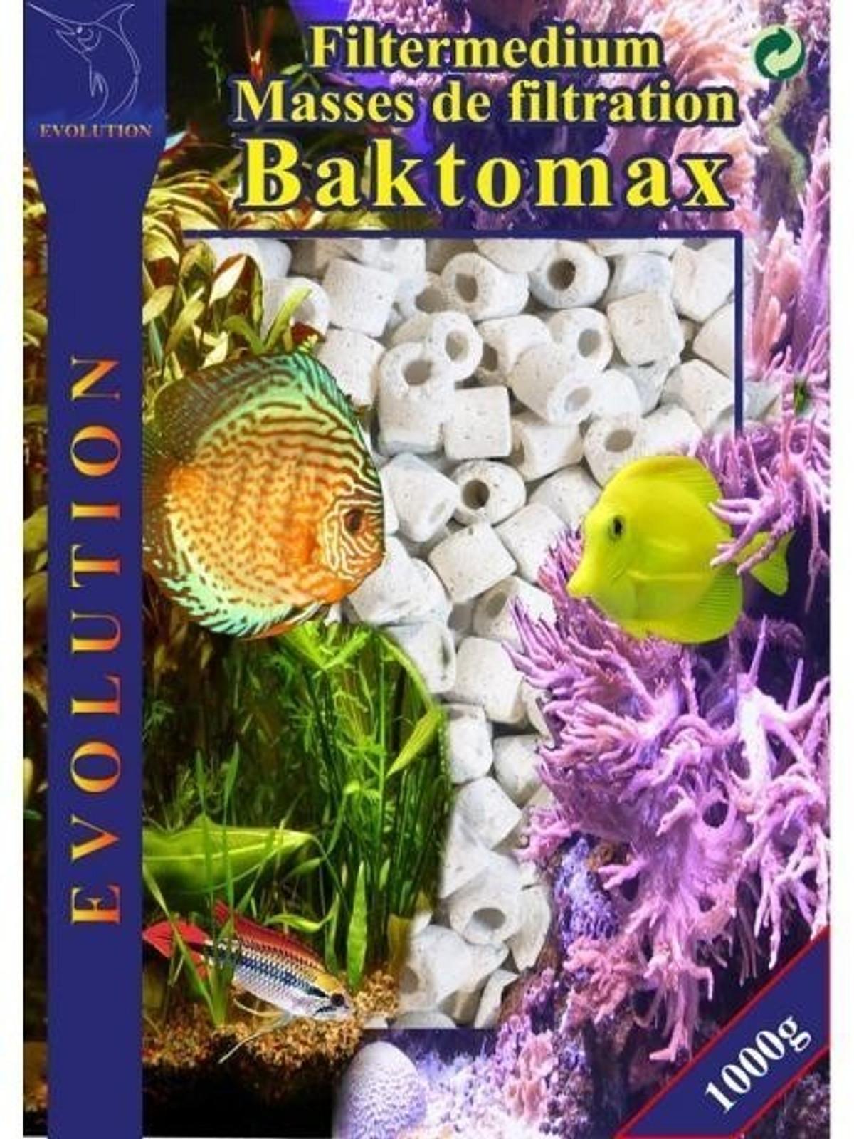 Baktomax Filterröhrchen / Filterkeramik 1.000 g