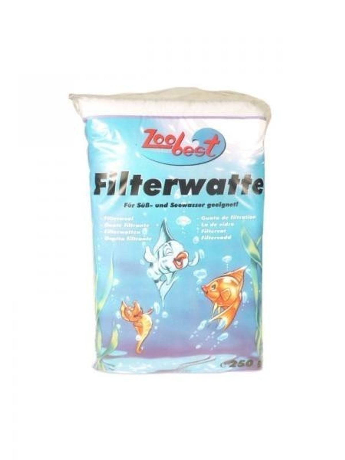 Filterwatte, fein 100 g